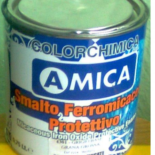 AMICA FERROMICACEO